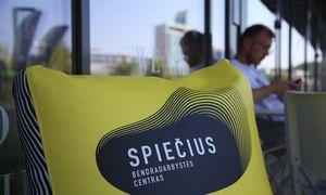 """Septintas bendradarbystės """"Spiečius"""" – Marijampolėje"""