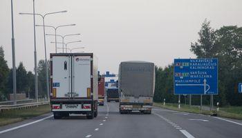 """Rengiamasi rekonstruoti """"Via Baltica"""" ruožą iki Lenkijos sienos"""