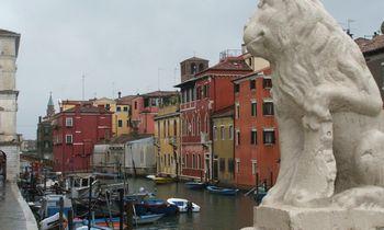 Kelionių atradimai: Kjodža – žvejų miestas šalia Venecijos