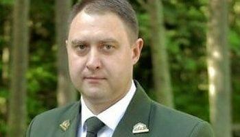 Miškų urėdijos direktoriumi paskirtas V. Kaubrė