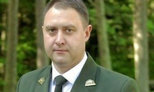 Miškų urėdijos direktoriumi skiriamas V. Kaubrė