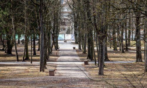 Planuojamas Vilniaus Sapiegų parkokraštovaizdžio architektūros konkursas
