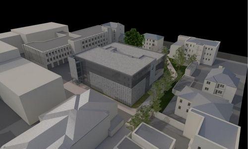 Kauno centre suplanavo 6 aukštų automobilių stovėjimo aikštelę