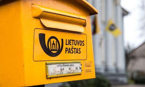 Darbo tęsti nesutinkanti Lietuvos pašto valdyba: reikalaujami sprendimai būtų žalingi