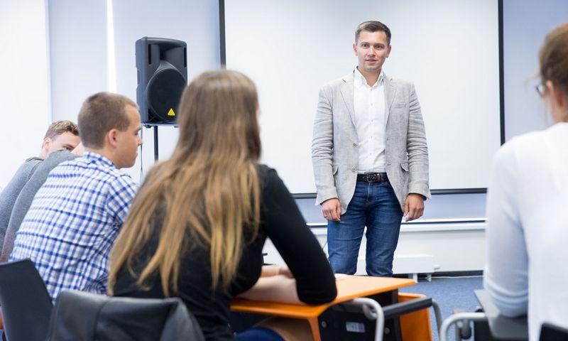 """Andžej Šuškevič, UAB """"Baltic Amadeus"""" generalinis direktorius. Juditos Grigelytės (VŽ) nuotr."""