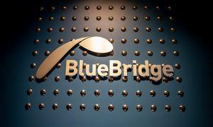 """Debesijos infrastruktūros dalį įrengs """"Blue Bridge"""""""