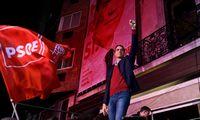 Ispanijos rinkimų rezultatai išeities iš politinės aklavietės nežada