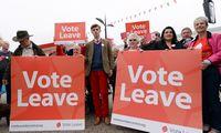 """""""Brexit"""" kampanija atvėrė Pandoros skrynią – kas laukia Lietuvos rinkėjų"""
