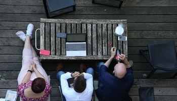 Medijos – ir streso, ir atsipalaidavimo šaltinis