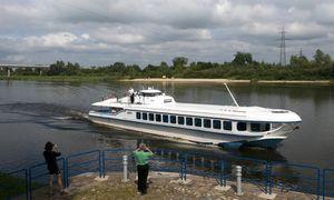 Nemunu planuoja paleisti turistinius laivus tarp Lietuvos ir Kaliningrado srities