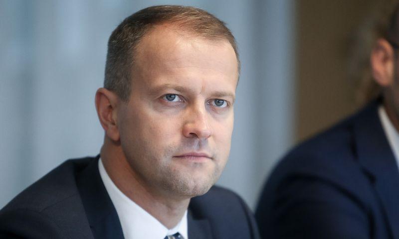 """Dalius Misiūnas, """"Lietuvos energijai"""" vadovavęs daugiau nei 6 metus. Vladimiro Ivanovo (VŽ) nuotr."""