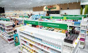 """""""Euroapotheca"""" Latvijoje pradėjo prekiauti internete"""