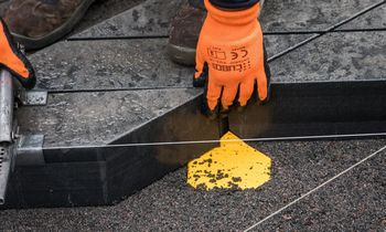 Kaunas aplenkė Vilnių: pirmą kartą moderniausios grindinio technologijos panaudotos rekonstruojant sankryžą miesto širdyje