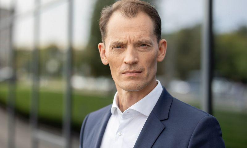 Rolandas Sungaila, SEB banko Lėšų valdymo ir prekybos finansavimo departamento direktorius.