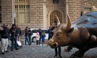 """Kas tie """"perliukai"""", 2019 m. labiausiai pašokdinę JAV, Europos ir Baltijos akcijas"""