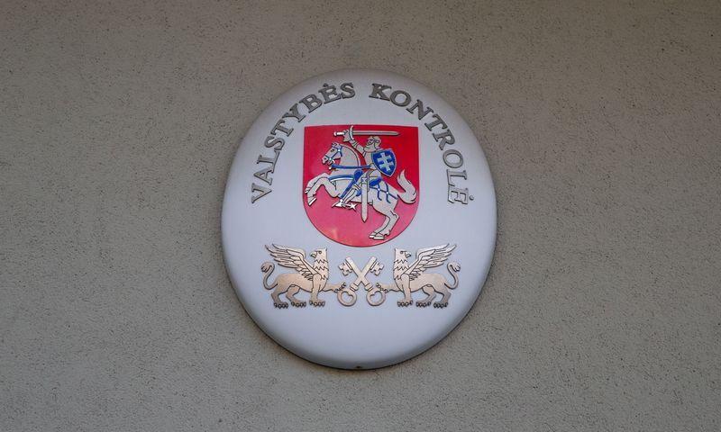 Valstybės kontrolė - aukščiausioji audito institucija. Vladimiro Ivanovo (VŽ) nuotr.