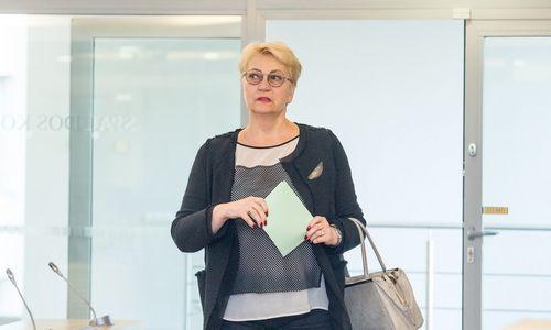 Socialdemokratų frakcijos Seime seniūne tapo R. Budbergytė
