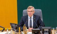 Seimo komisija: paskubinęs balsavimą dėl nepasitikėjimo V. Pranckietis veikė savo naudai