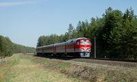 Geležinkelį iki Klaipėdos už 360 mln. Eur elektrifikuosIspanijos bendrovių konsorciumas