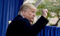 D. Trumpo apkaltos tyrimas pereina į naują etapą