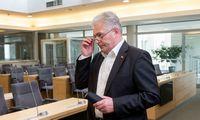 Į Seimo vicepirmininkus valdantieji siūlo K. Bartkevičių