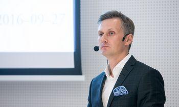 """Paskirtas """"Infobalt"""" finansinių technologijų vadovas"""