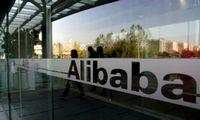"""""""Alibaba"""" ruošiasi SPO – taikosi į 13 mlrd. USD"""