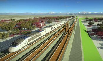 """""""Rail Baltica"""" bendrąją duomenų aplinką valdys Lietuvoje kuriamas """"ProjectWise"""""""
