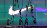 """""""Nike"""" nebeprekiauja """"Amazon"""" platformoje"""