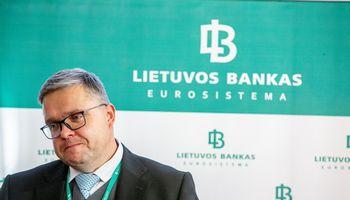 V. Vasiliauskas: siūlomas bankų mokestis – grubiausias apmokestinimo modelis