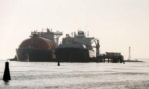 Į Klaipėdos terminalą atplaukė naujas dujų krovinys iš Norvegijos