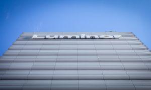 """""""Luminor"""" rezultatai: pelnas krito 2,6 karto, paskolų portfelis susitraukė 9%"""