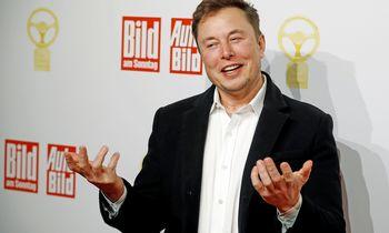 """""""Tesla Gigafactory"""" Berlyne – signalas Europos automobilių gamintojams"""