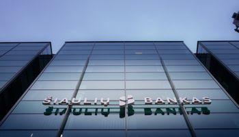Šiaulių bankas pasirinko naują šūkį ir įvaizdį