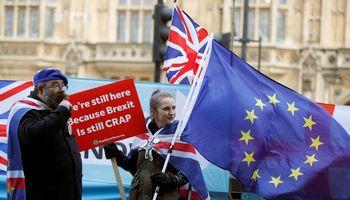 """Didieji prekybos partneriai dėl """"Brexit"""" nori kompensacijų ir iš JK, ir iš ES"""