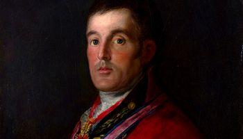 Iliustruotoji istorija: kaip Wellingtonas pergudravo Napoleoną