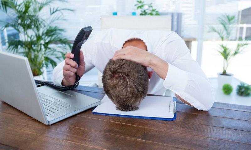 """Biuro darbuotojai įvardijo žodžius ir frazes, kurios įgriso tiek, kad veda į neviltį. """"Matton"""" nuotr."""