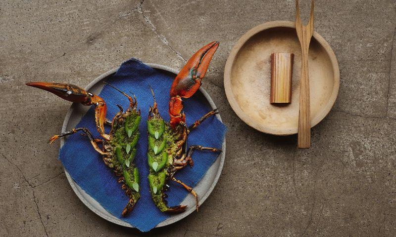 "Helsinkio restoranas ""Gron"" įvertintas viena ""Michelin"" žvaigžde. Restorano nuotr."