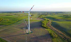 """Danijos """"European Energy"""" vėjo parkams pasirinko Raseinius, Anykščius ir Rokiškį"""