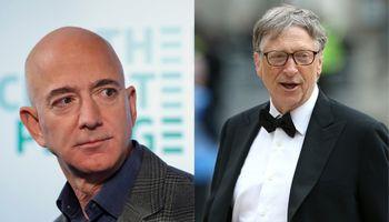 B. Gatesas susigrąžino turtingiausio pasaulio žmogaus vardą