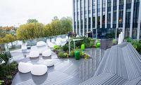 """""""Ober-Haus"""": Vilniuje sumažėjo laisvų biuro patalpų lygis"""