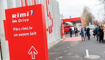"Latvijoje jau veikia ""Rimi Drive"", Lietuvoje – kitąmet"