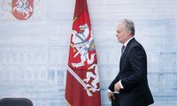 G. Nausėda atviras dialogui su Baltarusija, bet neperžengs raudonųjų linijų