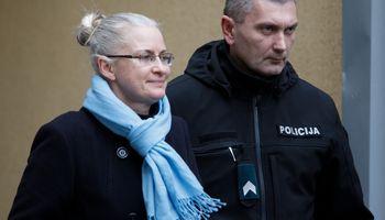 N. Venckienė paleidžiama į laisvę, nusprendė teismas