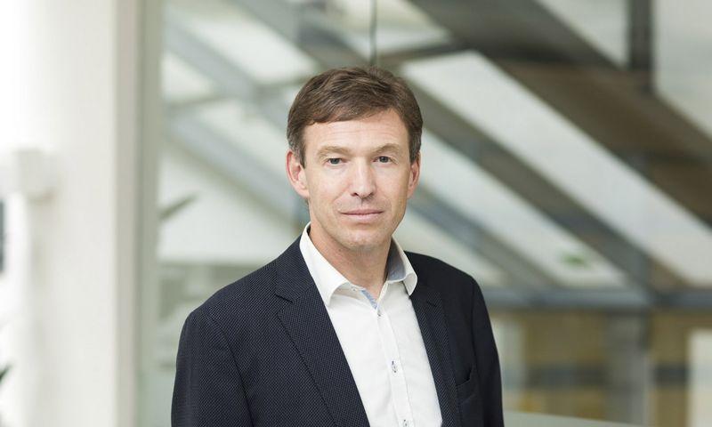 """Kęstutis Lisauskas, profesinių paslaugų bendrovės """"EY"""" partneris."""