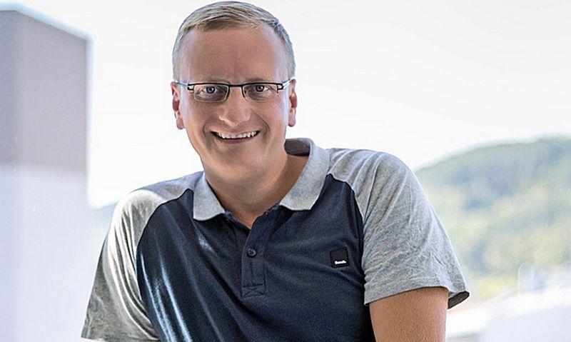 """Aidas Oganauskas, UAB """"digitouch!"""" verslo plėtros vadovas: """"Senovinėse"""" organizacijose """"vaikšto"""" popierius – per visą gamybą jis keliauja iš paskos ir kelyje nuo A iki B pasimeta."""" Asm. archyvo nuotr."""