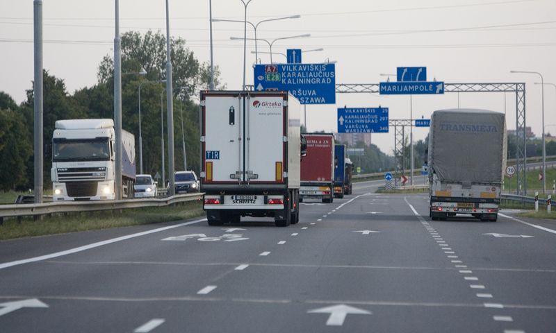 """Po rekonstrukcijos visa kelio """"Via Baltica"""" atkarpa nuo Lenkijos sienos iki Kauno taps magistrale. Juditos Grigelytės (VŽ) nuotr."""