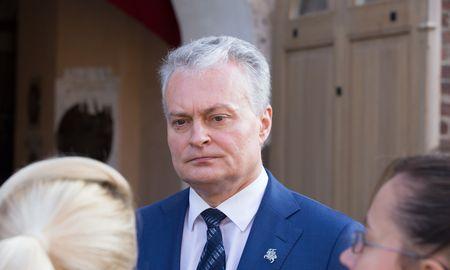 """G. Nausėda sako dar lauksiantis, kol J. Narkevičius """"sutvarkys, ką pridirbęs"""""""