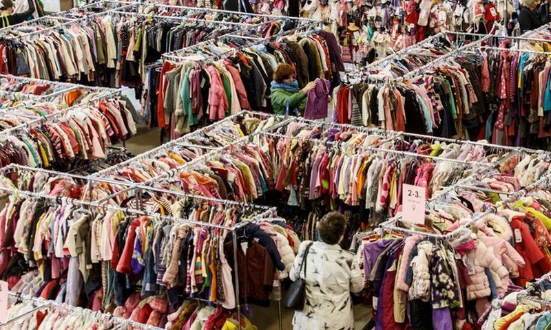Kasmet pasaulyje pagaminama apie 150 mln. vienetų drabužių. Vladimiro Ivanovo (VŽ) nuotr.