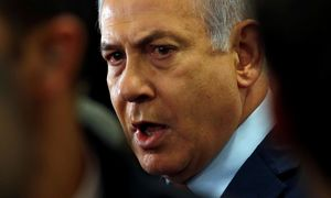 Izraelio teisingumo ministerija: B. Netanyahu pareikšti kaltinimai dėl korupcijos